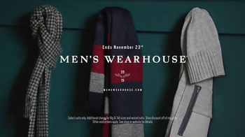 Men's Wearhouse Carve Out Some Deals Event TV Spot, 'Holiday Looks' - Thumbnail 9
