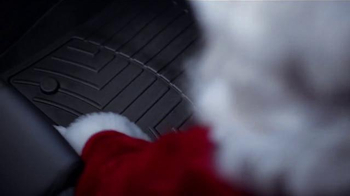 WeatherTech TV Spot, 'Special Delivery From Santa' - Thumbnail 5