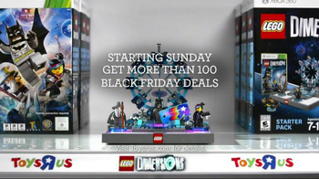Toys R Us Black Friday TV Spot, 'Batman & My Little Pony' - Thumbnail 2