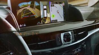 2016 Lexus LX TV Spot, 'National Geographic Channel: Breakthrough' - Thumbnail 3