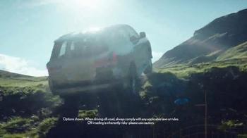 2016 Lexus LX TV Spot, 'National Geographic Channel: Breakthrough' - Thumbnail 5
