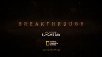 2016 Lexus LX TV Spot, 'National Geographic Channel: Breakthrough' - Thumbnail 6