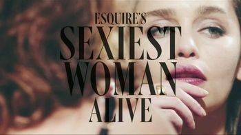 Esquire Magazine November 2015 TV Spot, 'Sex, Cars, Food' - 25 commercial airings
