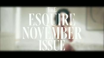 Esquire Magazine November 2015 TV Spot, 'Sex, Cars, Food' - Thumbnail 6