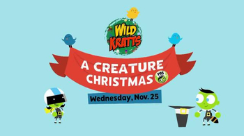 XFINITY On Demand TV Spot, \'Wild Kratts\'