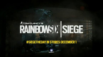 Tom Clancy's Rainbow Six Siege TV Spot, 'Siege the Day' Feat. Idris Elba - Thumbnail 7