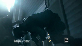 Tom Clancy's Rainbow Six Siege TV Spot, 'Siege the Day' Feat. Idris Elba - Thumbnail 2