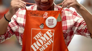 The Home Depot Black Friday Savings TV Spot, 'How Do You Do Black Friday?' - Thumbnail 1
