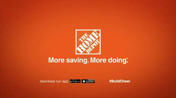 The Home Depot Black Friday Savings TV Spot, 'How Do You Do Black Friday?' - Thumbnail 6