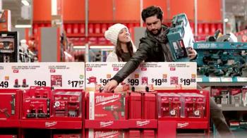 The Home Depot Black Friday Savings TV Spot, 'How Do You Do Black Friday?' - 196 commercial airings