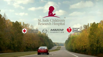 Mazda Drive for Good Event TV Spot, 'St. Jude' - Thumbnail 7