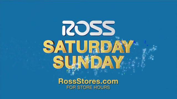 Ross TV Spot, 'Thanksgiving Weekend' - Thumbnail 4