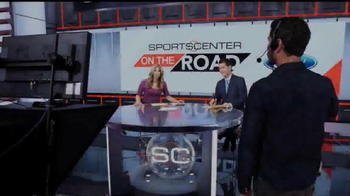 2016 Ford Explorer TV Spot, 'ESPN SportsCenter: Commercial Break'