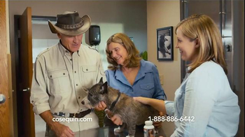 Cosequin TV Spot, 'Happy Thanksgiving' Featuring Jack Hanna - Thumbnail 4