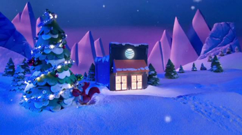AT&T TV Spot, 'Rudolph: Reindeer Games' - Thumbnail 1