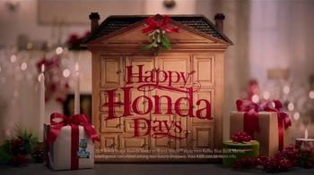 Happy Honda Days TV Spot, 'Launch' - Thumbnail 7