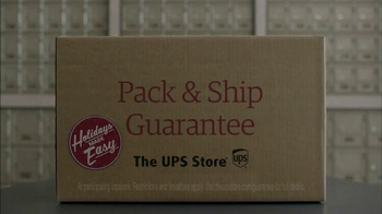 The UPS Store Pack & Ship TV Spot, 'Wrapping vs. Packing' - Thumbnail 10