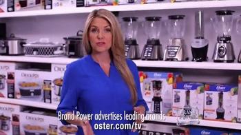 Oster Reverse Crush Blender TV Spot, 'Special Report' - Thumbnail 1