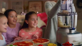 Cuisinart Elemental Food Processor TV Spot, 'It Starts With a Gift' - 526 commercial airings