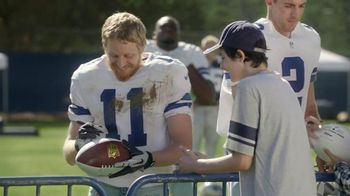 Tide Pods TV Spot, 'Small but Powerful' Featuring Cole Beasley - 1 commercial airings