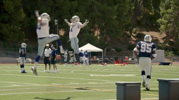 Tide Pods TV Spot, 'Small but Powerful' Featuring Cole Beasley - Thumbnail 2