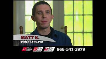 Tulsa Welding School TV Spot, 'Student Testimonial' - Thumbnail 1