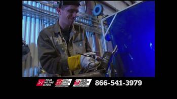 Tulsa Welding School TV Spot, 'Student Testimonial' - Thumbnail 7