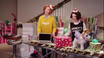 FingerHut.com TV Spot, 'Nancy Gift Wrap: Holiday Offer' - Thumbnail 2