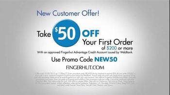 FingerHut.com TV Spot, 'Nancy Gift Wrap: Holiday Offer' - Thumbnail 5