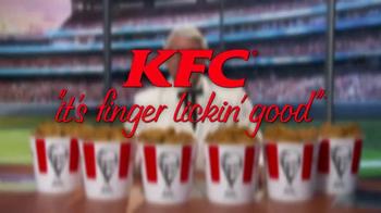 KFC TV Spot, 'FOX: Tireless Preparation' Featuring Jimmy Johnson - Thumbnail 5