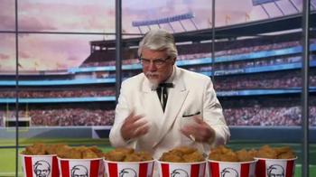 KFC TV Spot, 'FOX: Tireless Preparation' Featuring Jimmy Johnson - Thumbnail 3