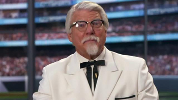 KFC TV Spot, 'FOX: Tireless Preparation' Featuring Jimmy Johnson - 1 commercial airings