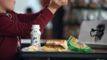 Subway Fresh Fit for Kids Meal TV Spot, 'Disney Channel: Star Wars' - Thumbnail 3