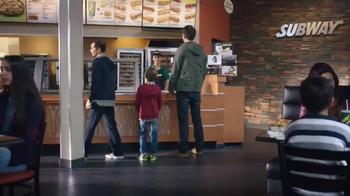 Subway Fresh Fit for Kids Meal TV Spot, 'Star Wars Messenger Bag' - Thumbnail 1