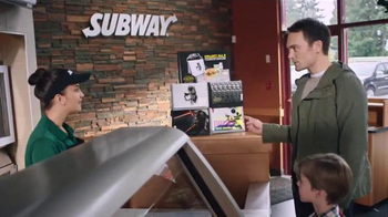 Subway Fresh Fit for Kids Meal TV Spot, 'Star Wars Messenger Bag' - Thumbnail 3