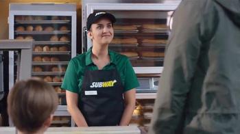 Subway Fresh Fit for Kids Meal TV Spot, 'Star Wars Messenger Bag' - Thumbnail 8