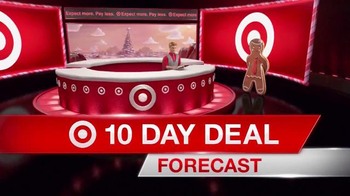 Target TV Spot, '10 Day Deal Forecast: Lights, Cameras, Coffee Makers' - Thumbnail 1