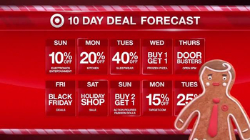 Target TV Spot, '10 Day Deal Forecast: Lights, Cameras, Coffee Makers' - Thumbnail 2