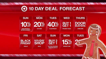 Target TV Spot, '10 Day Deal Forecast: Lights, Cameras, Coffee Makers' - Thumbnail 3