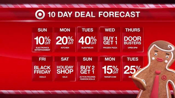 Target TV Spot, '10 Day Deal Forecast: Lights, Cameras, Coffee Makers' - Thumbnail 5