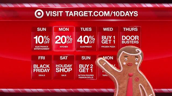 Target TV Spot, '10 Day Deal Forecast: Lights, Cameras, Coffee Makers' - Thumbnail 7
