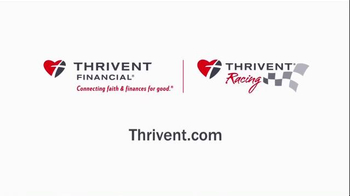 Thrivent Financial TV Spot, 'What a Ride' Featuring Michael McDowell - Thumbnail 8