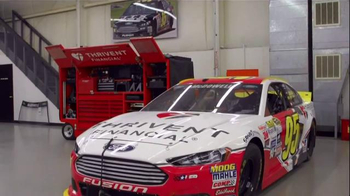 Thrivent Financial TV Spot, 'What a Ride' Featuring Michael McDowell - Thumbnail 3