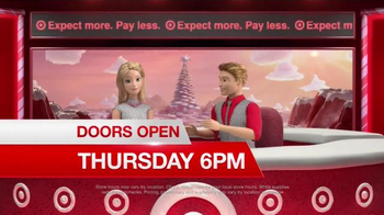 Target TV Spot, 'Deal Forecast Update: Record Low HDTV Prices' - Thumbnail 7