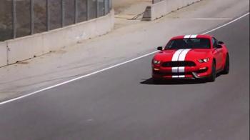 2016 Ford Mustang Shelby GT350 TV Spot, 'Street Legal' - Thumbnail 4