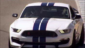2016 Ford Mustang Shelby GT350 TV Spot, 'Street Legal' - Thumbnail 5