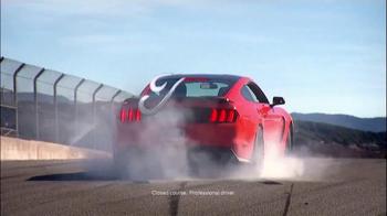 2016 Ford Mustang Shelby GT350 TV Spot, 'Street Legal' - Thumbnail 7