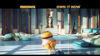 Minions Home Entertainment TV Spot - Thumbnail 1
