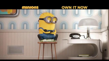 Minions Home Entertainment TV Spot