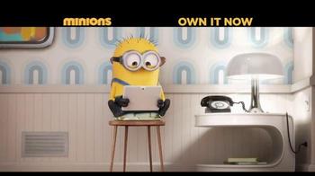 Minions Home Entertainment TV Spot - Thumbnail 4